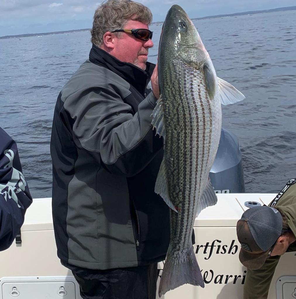 Spring 2019 Fishing Report - April 13 - Jenna P Sportfishing