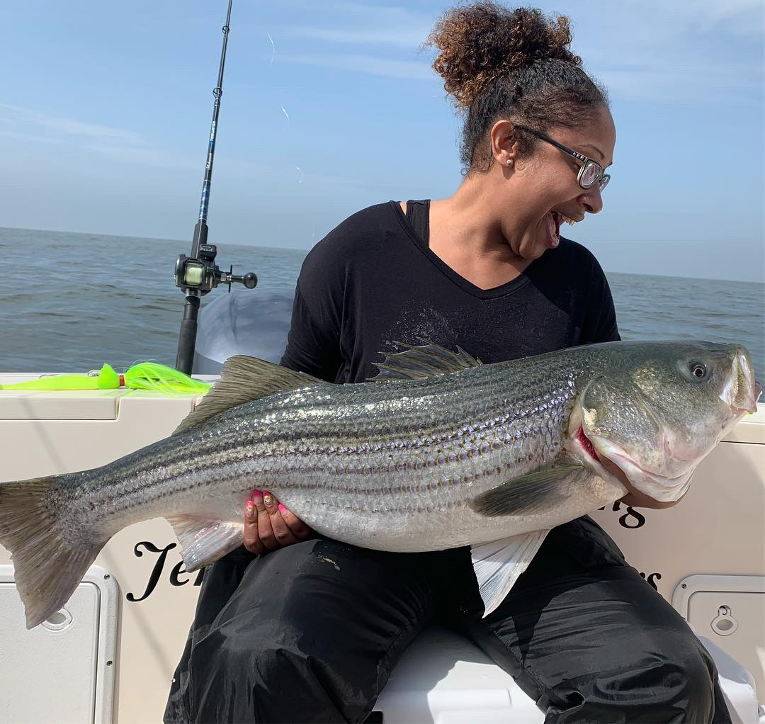 Jenna P Sportfishing